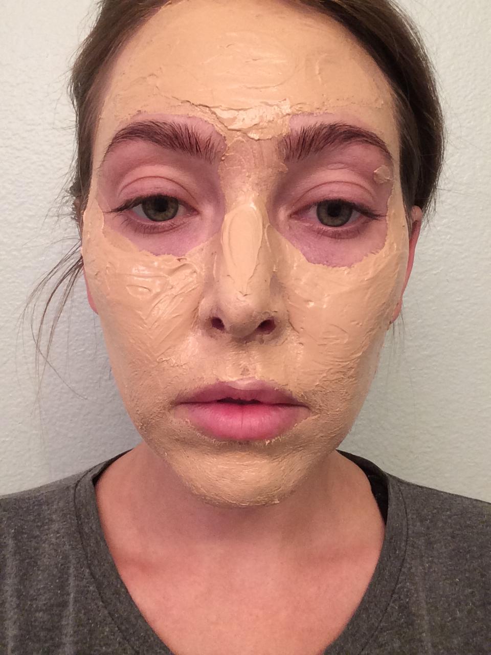 Cosmelan Mask