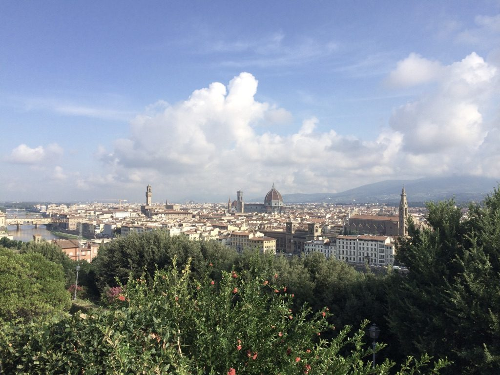 My trip to Firenze, Italia