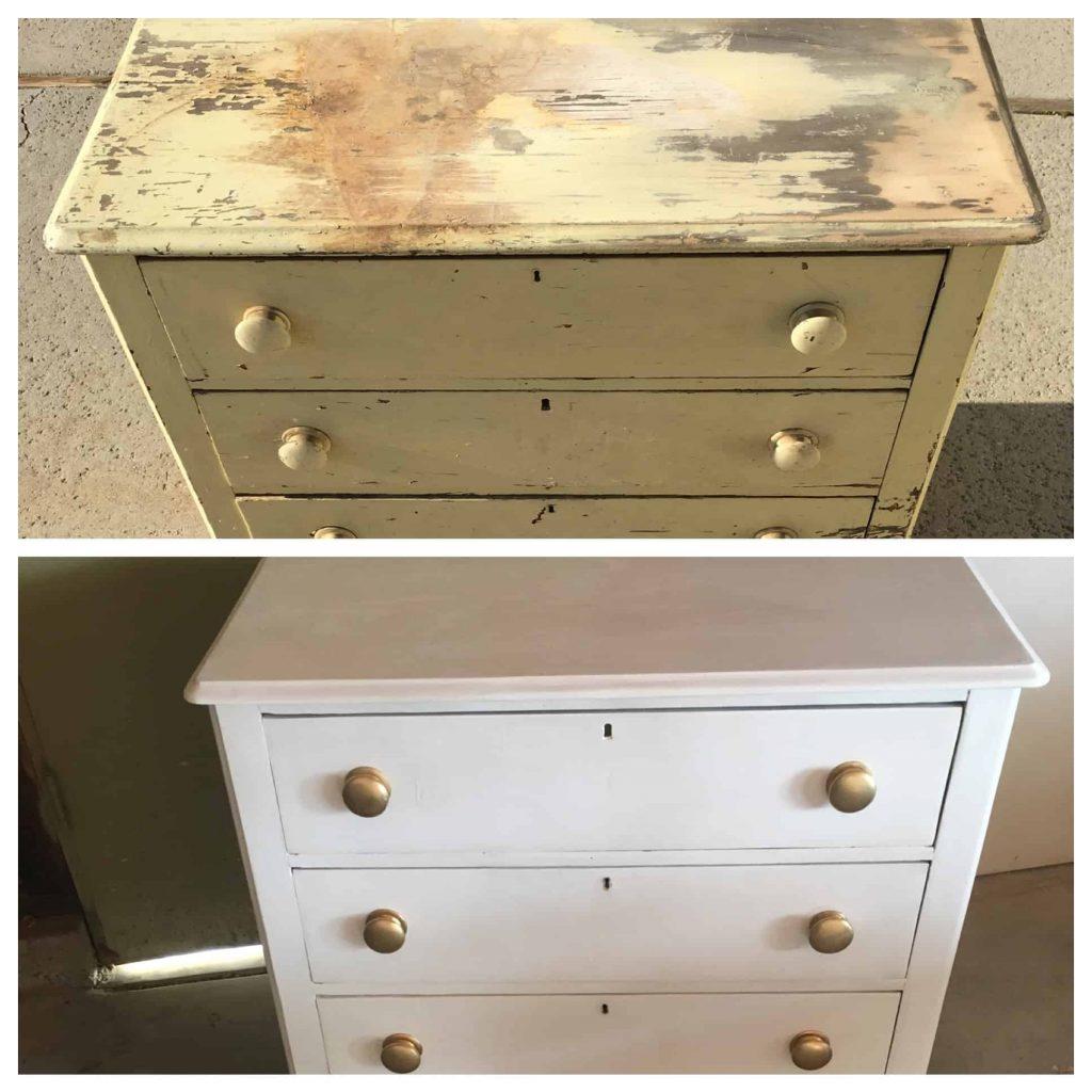 Make an Old Dresser Look Like New