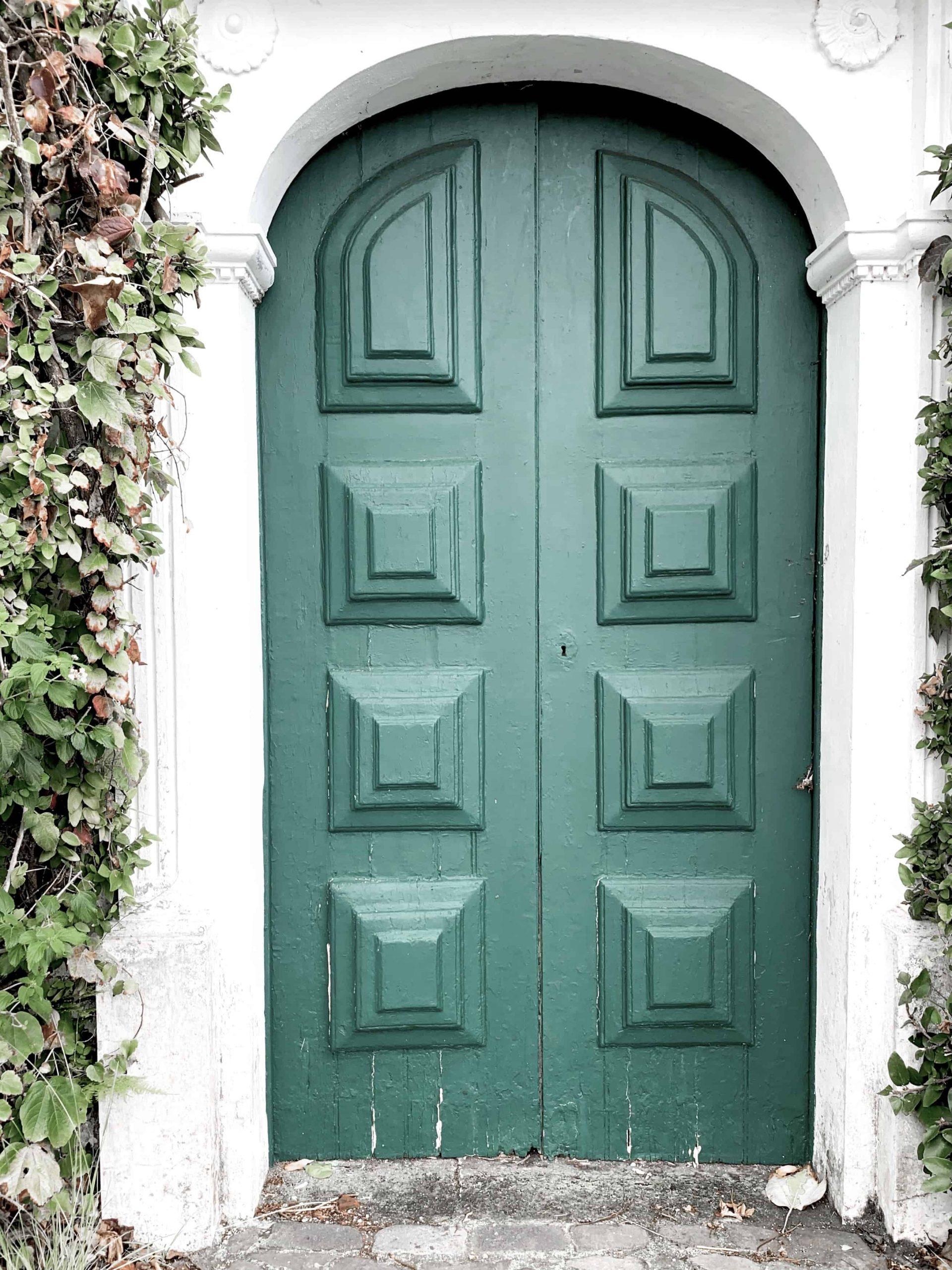 Green Door Free Download Unsplash | Made of Lovely